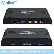 HDMI to RCA RCA to HDMI converter