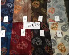 2012 fashion 100% wool pashmina scarf