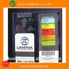 Lamina Carbide Milling Insert with factory price APMT1135PDTR LT30