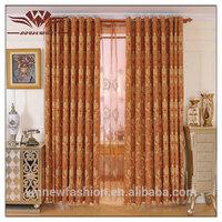 Farrah Fretwork Window Panel, yellow curtain,Pendleton Rod-Pocket Curtain Panel