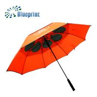 windproof golf size all types of umbrellas rain gear