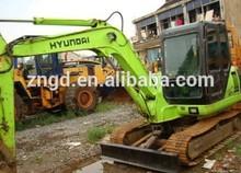 used ecvavotor hydundai 60-2 used korea excavator