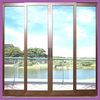 popular design aluminum alloy frame sliding glass doors prices