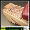 cubierta de plástico para silla de pedicura spa o de otros