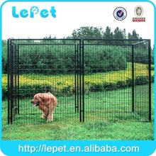 2014 wholesale welded tube dog houses with removable cushion