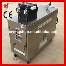 2014CE 18 bar battery/electrci driven mobile vapor diesel steam car washer/steam rotary pressure washer