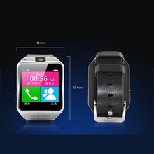 2014 very cheap smart watch android phone, bluetooth smart watch