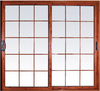 Eco-friendly Aluminium Frame Interior Tempered Glass Office Glass Door Sliding Design