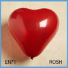 2014 Wholesale Wedding 12inch latex red heart balloon made in China