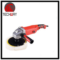 180mm Machine Polisher 1200W Electric Variable Speed Rotary Car Buffer