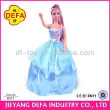 Defa Lucy 11.5Inch Dolls Girls safety fit american girl doll fabric cloth dolls