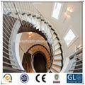 Di alta qualità corrimano per interno/esterno scala ringhiera in metallo balaustra di cemento