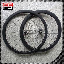 50mm clincher carbon road bike wheelset,700c carbon fiber racing bicycle clincher wheelset