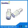 driving light 1156/BA15S CREE Q5 + 12 SMD = 4W White Led Car Reverse/Turn/Brake/Tail Light best cree led flashlight