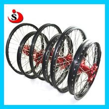 Motorcycle/Motocross/Pit Bike/Racing CRF 250 Aluminum Alloy Wheel Sets