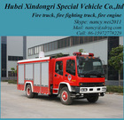 4*2 isuzu fire rescue trucks,isuzu rc fire engine