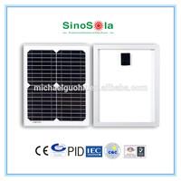price per watt solar panels of 15w solar panel
