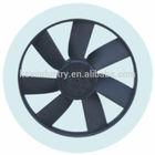 axial plastic centrifugal impeller engine radiator fan blade