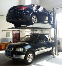 Smart car parking lift/Double parking equipment with CE