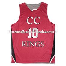 Sublimation Best Basketball Uniform wholesales
