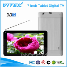Alibaba Express Android 4.4 DVB-T2 1.5GHz 7 inch Tablet PC TV Tuner