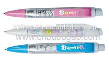 China cheap pencil set/ message pen/personalized logo pen factory