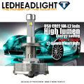Süper parlak led ampul!! Araba led ışıklar foglights kamyonet