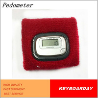 Multifunctional pedometer for protect-wrist,step,calorie,distance,health,fitness with LCD screen