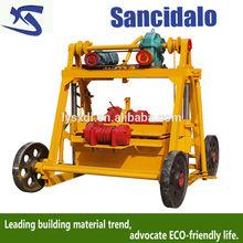 QT40-3B Construction equipment for block making machine