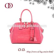2014 latest design ladies handbags/women handbag / PU bags manufacture