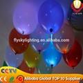 alibaba expresar led las luces de fiesta fiesta luminosa decoración led parpadeante globo 2014 nueva innovación