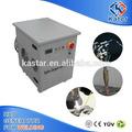 Haute sécurité hydrogéne oxy torche de soudage cuivre/argon, machine de soudage prix fabricant pour la vente