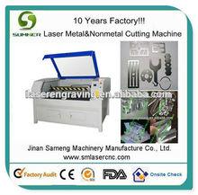 Sm1390s usado máquina de corte a laser corte de aço