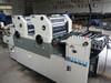 DM247LII-NP 2 color numbering mini hamada offset printing machine Malaysia