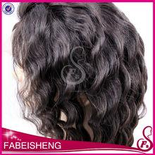 Natural hairline wholesale cheap brazilian human hair full lace wig bob wig