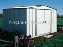garden tool shed 8*8 feet