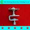 Brand Rubber Down lead clamp For Tower Or Pole/ADSS electric power fitting