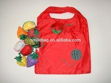 india watermelon gift bag nylon shopping gift bags