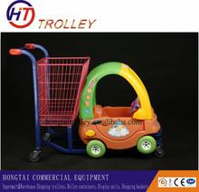 New Toddler Kid Fruits Vegetables Food Trolley Shopping Cart for Children