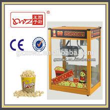 China High Quality Automatic Popcorn Maker 220V