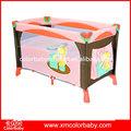 Plegable bebé cuna de viaje/bebé jugar con patio encantador bp403g impresiones