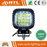 Top Sales Replacement Waterproof 100W Hid Driving Light