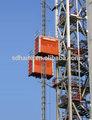 prédio pequeno elétrico portátil de construção do elevador preço
