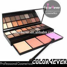 20 color eye shadow palettes/blush eyeshadow palette 20 hot sale makeup palettes 2014 private label