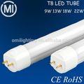nuovo prodotto ad alta luminosità giappone sesso 18 led del tubo t8 18w 120 centimetri