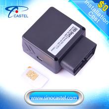 Easy plug satellite antenna obd car gps detector
