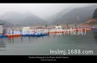 HDPE floating dock bridge/floating pontoon for Entertainment