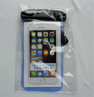 Universal Waterproof Cell Phone Carrying Cases, For Apple iPhone 5s, 5, Galaxy S5, S4 S3, HTC One, Galaxy Note 3, MP3 Player - I