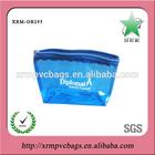 Transparent pvc plastic clutch bag