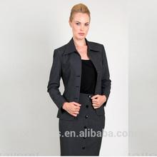 Venda quente senhoras uniformes escritório projetos para mulheres
